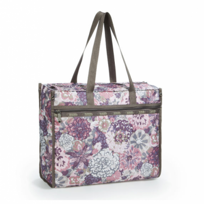 Downtown Tote - Pink Esperance