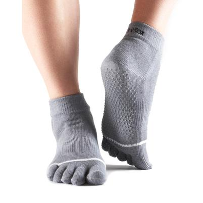 Full Toe Ankle Grip - grey