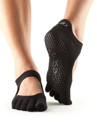 Full Toe Bellarina Grip - black