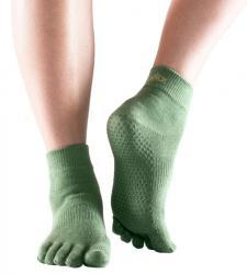 Full Toe Ankle Grip - grass green